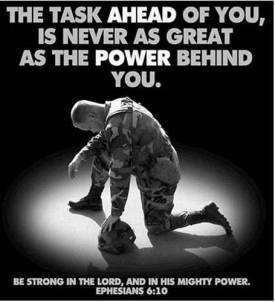 Pray-for-strength