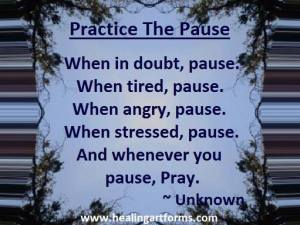 practicethepause