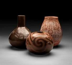 Redcorn Vases