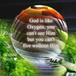 God and Oxygen