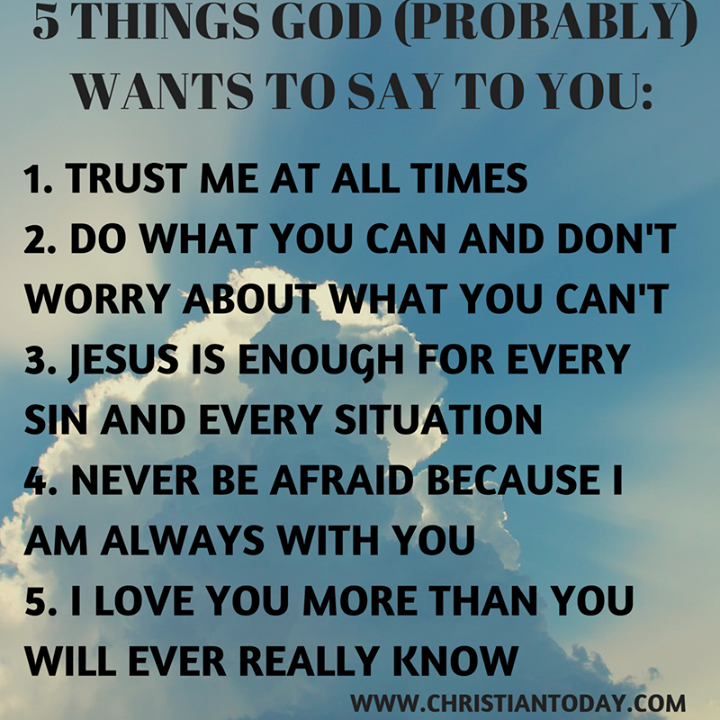 5thingsgodwantsyou2know