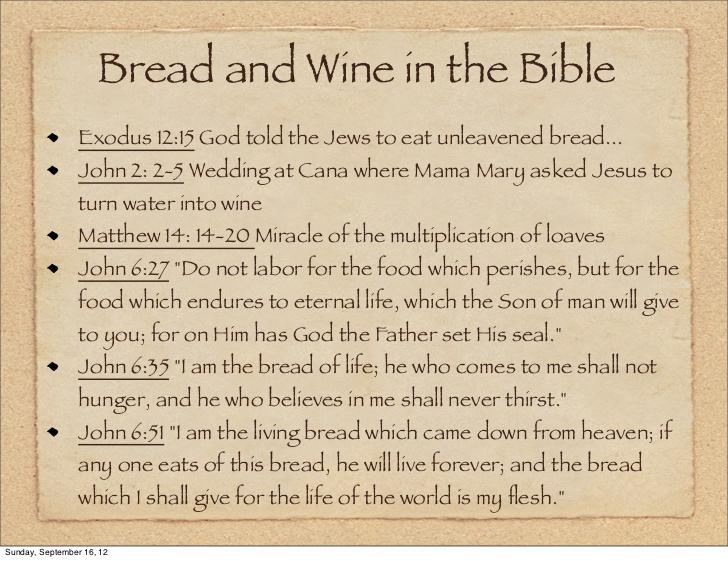 Bread&Wine