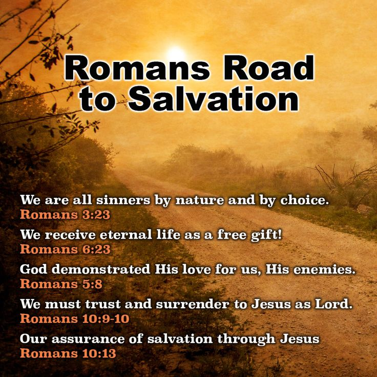 RomanRoad2Salvation