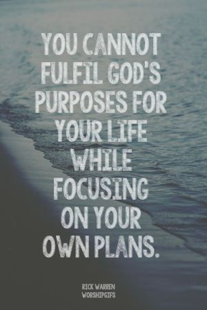 Yourplans&Gods