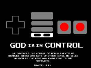 God-In-In-Control