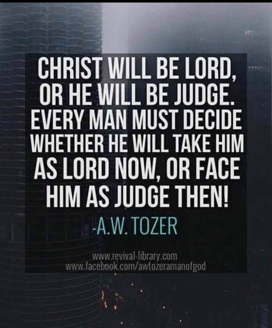 Lord or Judge