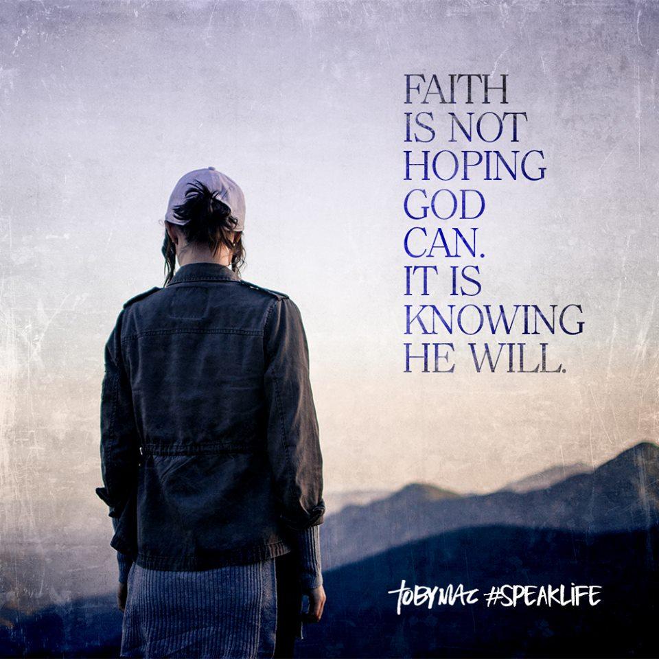 FaithisKnowing