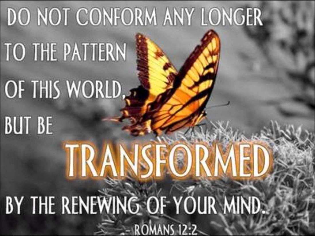 conformed-transformed